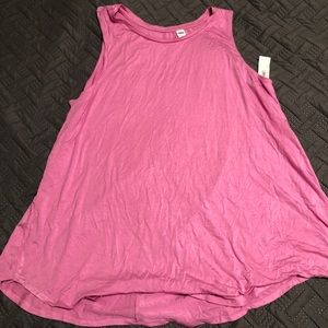 Pink Old Navy Tank Too